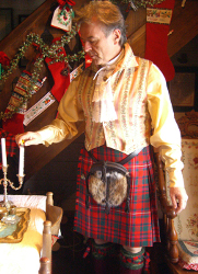 Lady Chrystel kilts from France WAISCOATS